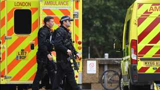 Police confirms Westminster crash is being treated as terror incident