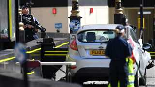 London attack suspect identified - reports