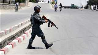 At least 25 dead in suicide bombing in Kabul