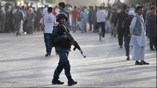 Afghan intel service center attacked by gunmen