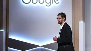 Launch of Google search in China 'not close' - CEO