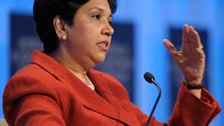 Nooyi confirms she spoke with Trump on ending quarterly reporting