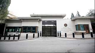Shots fired at US embassy building in Ankara - reports