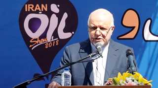Iran's Zanganeh says Total officially left country