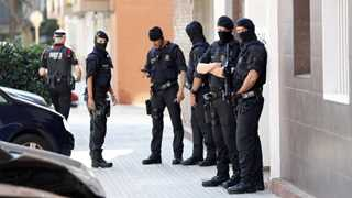 The attack in Barcelona treated as act of terror
