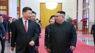 Beijing official hints at Xi visiting Pyongyang