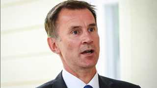 Hunt: No-deal Brexit 'big geo-strategic mistake'