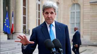 Trump: Kerry running in 2020 would be good for me
