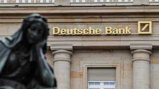 Report: Deutsche Bank to be removed from Euro Stoxx 50