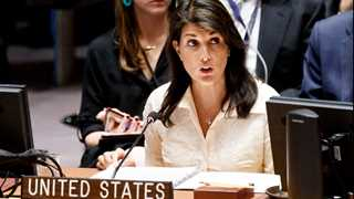 Haley: 'No one is buying' Russian denials in Skripal case