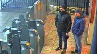 London dismisses Skripal suspects' assertions
