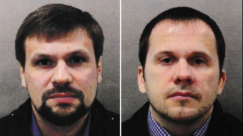 There is no proof Skripal alleged suspects violated law - Moscow