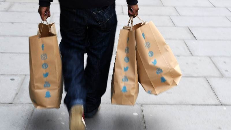 US retail sales rise 0.1% in August