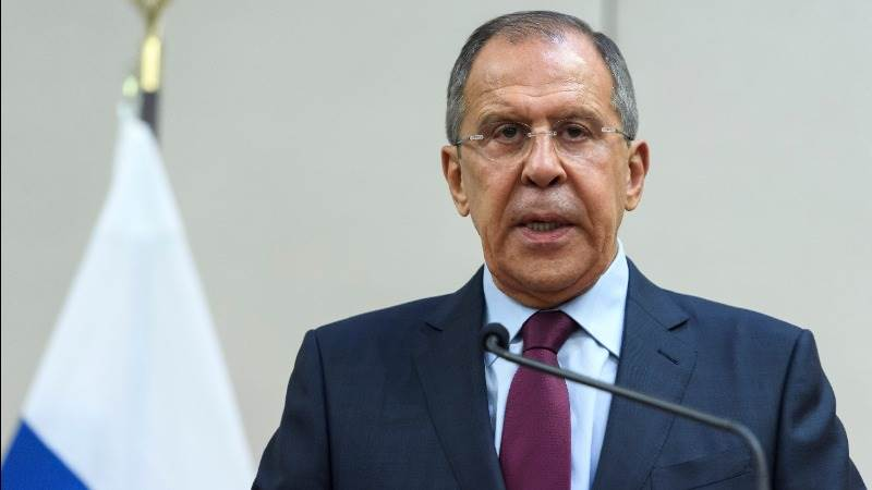 Russia ready for 'serious discussion' with UK - Lavrov