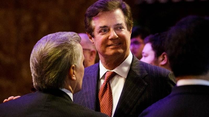 Manafort's plea unrelated to Trump's victory - WH