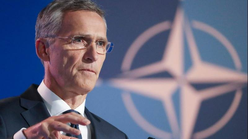 NATO chief wants balanced relations with Russia