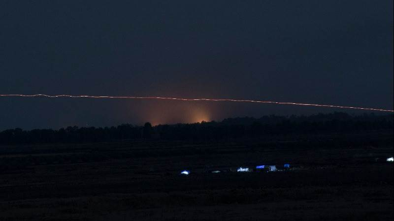 Israeli missiles hit Damascus airport - report