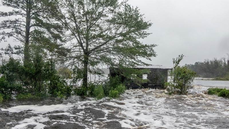Florence death toll: At least 11 dead