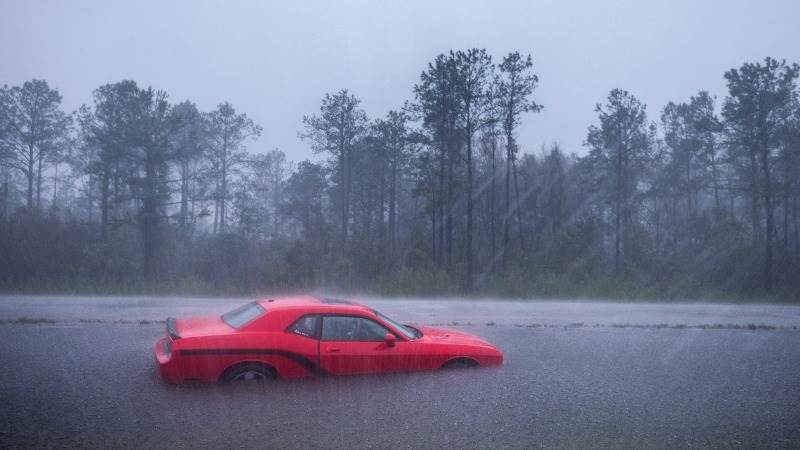 Florence weakens to tropical depression, 13 dead