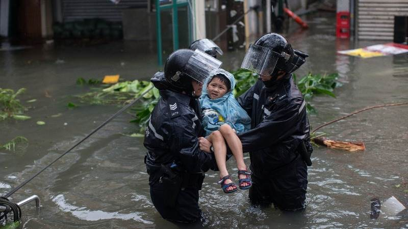 Mangkhut death toll rises to 49