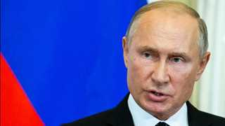 Putin: Military jet was downed accidentally