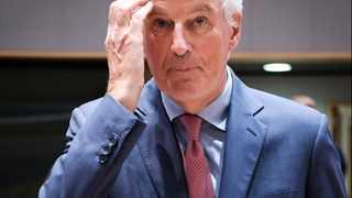 Barnier says EU ready to amend Irish backstop proposal