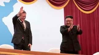 US hopes Moon-Kim summit will lead to denuclearization