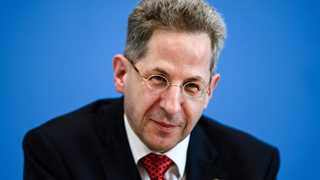 Germany's intelligence chief fired
