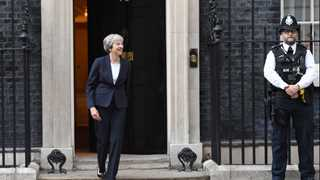 May: Brussels needs to 'evolve' its position in Brexit negotiations