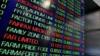 Asian markets mostly higher ahead of BoJ meeting