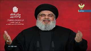 Hezbollah leader vows to use accurate missiles in next conflict with Israel