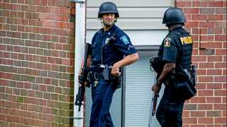 Maryland shooter dies after killing 4
