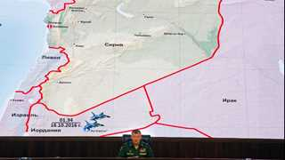 Russian MoD blames Israel for downing of jet in Syria
