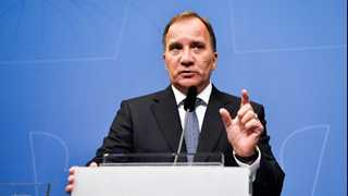 Swedish parliament deposes PM Lofven in no-confidence vote