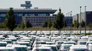 Security alert at Berlin airport over man with wires in vest