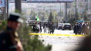 At least two killed in Kabul bomb attack
