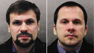 Second suspect in Skripal case identified - report