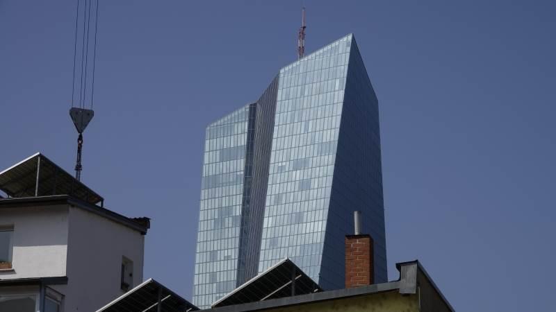 ECB: Inflation pressures strengthening, broadening