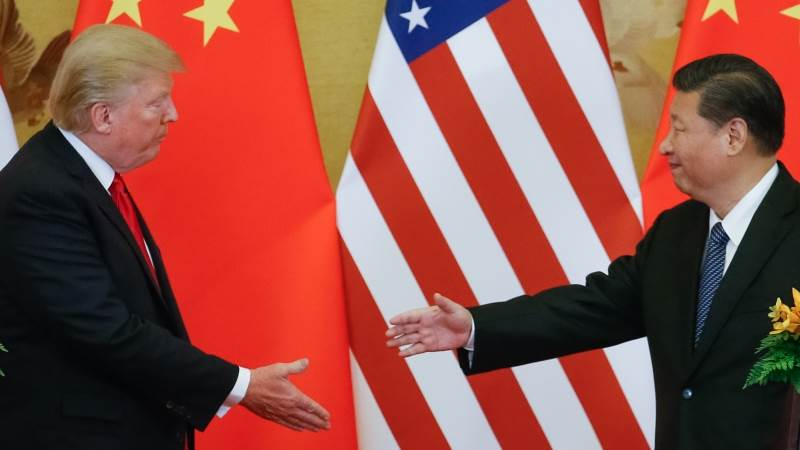 Trump, Xi to meet in late November - report