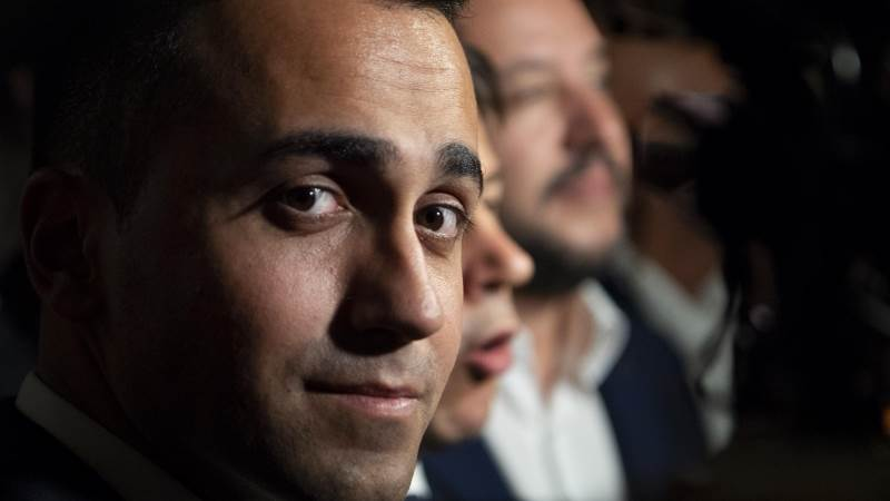 Italy to cut €500M in military spending - Di Maio