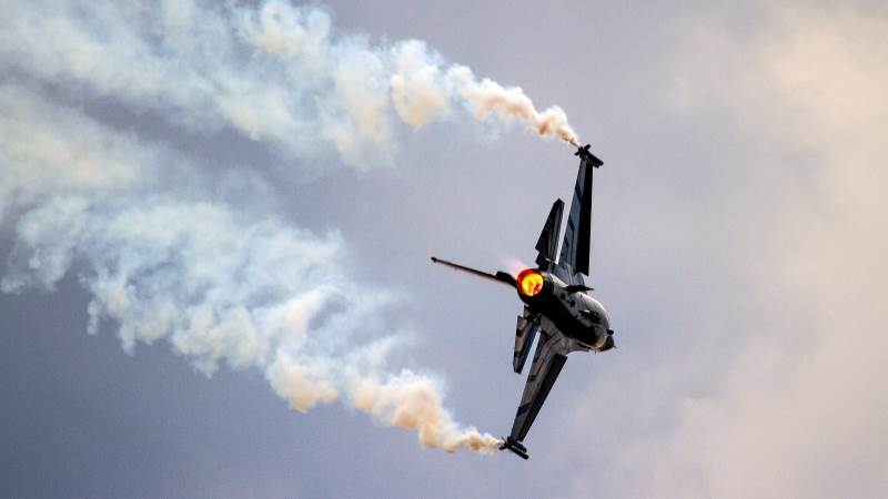 Blast reported at Belgium military airbase, 2 injured