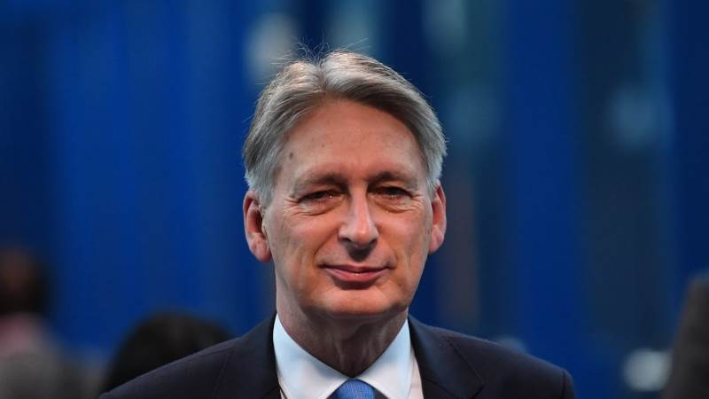 Hammond: More optimistic today about Brexit talks