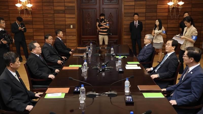 Koreas to hold high-level talks in Panmunjom next Monday