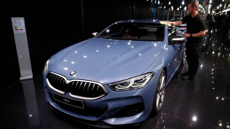 BMW posts steady September sales despite harsher test procedures