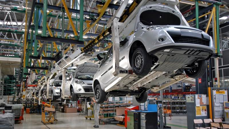 Euro area industrial output jumps by 1% in August