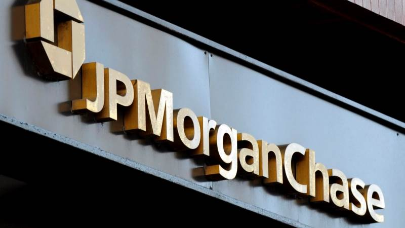 JPMorgan Chase posts 5% rise in revenue to $27.8 billion in Q3