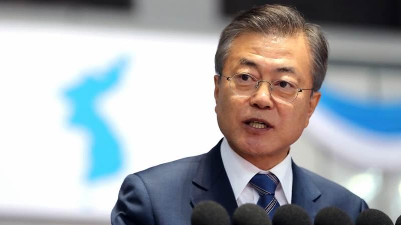 Denuclearization timeline to depend on US-N. Korea talks - Moon