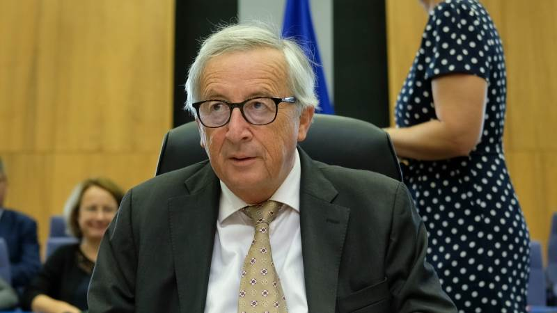 Juncker says EU and UK have to find Brexit deal