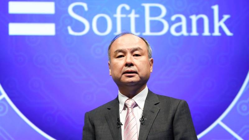 Three banks to be hired in SoftBank unit IPO – report
