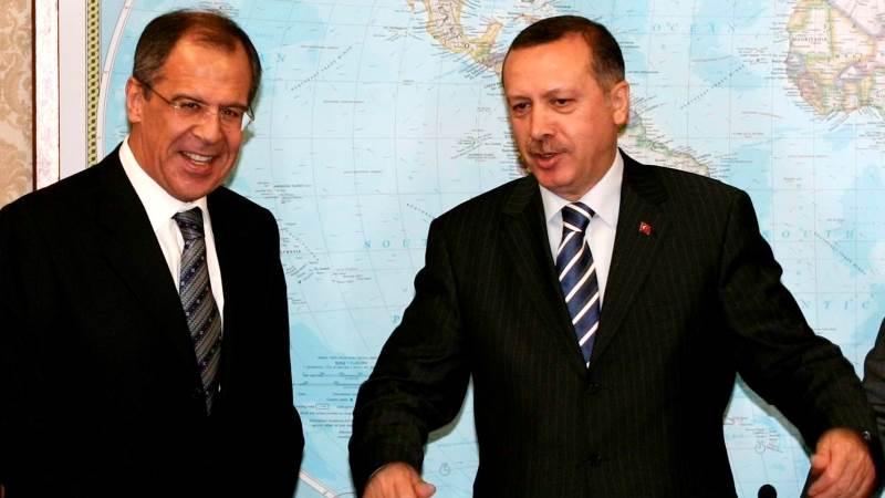 Erdogan, Lavrov slam US, threaten Syrian Kurds